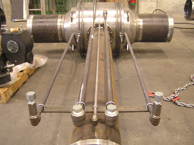 Buried valves for below ground installations