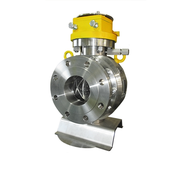 Low cavitation & Low noise control valve