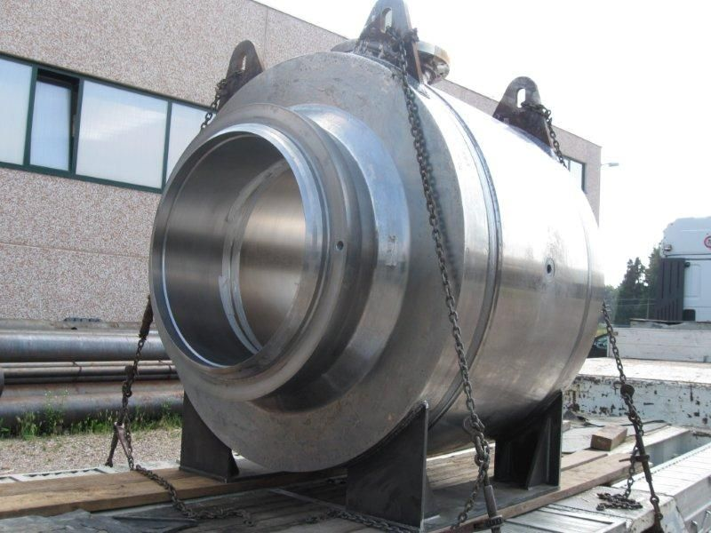 56 inch ANSI 600 fully welded ball valve