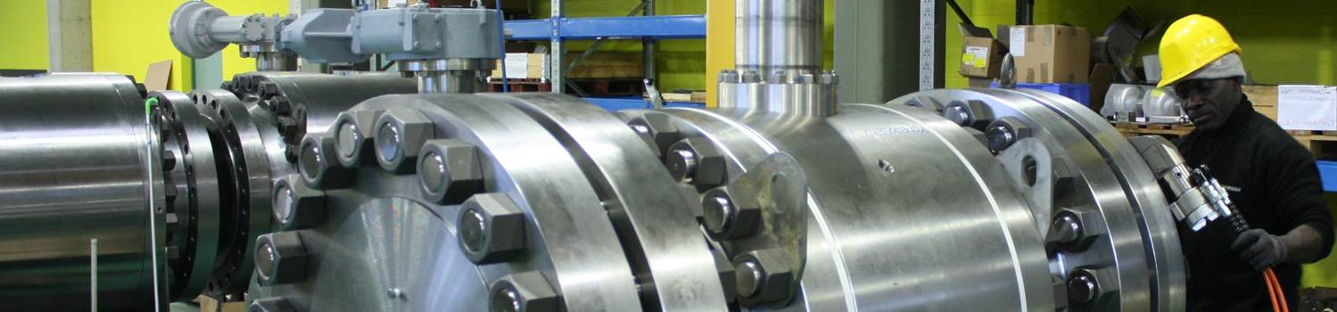 Ball valves manufacturer - Trust Erreesse srl - Trunnion and Floating ball valves